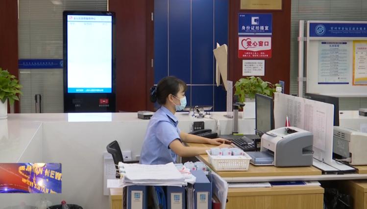 政务零距离|区行政审批局公安窗口:加班办业务 高效又便民